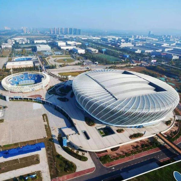武汉光谷国际网球中心