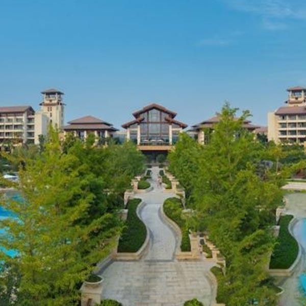 光谷希尔顿酒店
